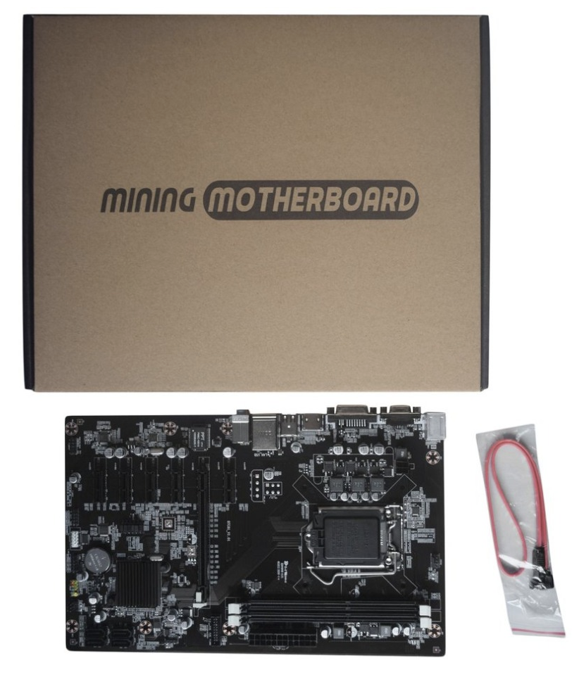 crypto motherboard